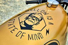 WE SHALL BE MONSTERS. Mellow Motorcycles' 'Frankenstein' Ducati Sprint Racer - Pipeburn.com