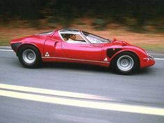 #Alfa Romeo T33 Stradale