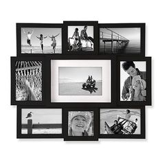 Malden frames at Kohl's - Shop our full selection of frames, including this Malden 5 x 7 Matted Collage Frame, at Kohl's. Picture Frame Decor, Collage Picture Frames, Frame Collages, Kohls Black Friday, Bedroom Pictures, New Tricks, Custom Framing, Bedroom Decor, Gallery Wall