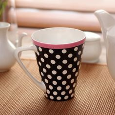 FCML Mug Polka Dot - FabFurnish.com  #DiwaliDecor #FabFurnish