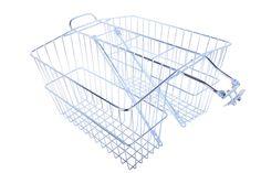 535 Twin Rear Carrier Basket