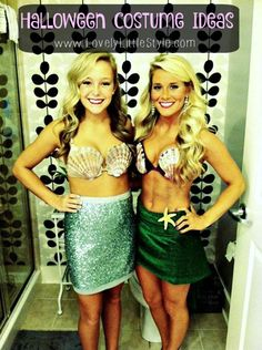 Halloween Costume Ideas for: College Girls, Couples + Girlfriends! (OliviaRink.com)