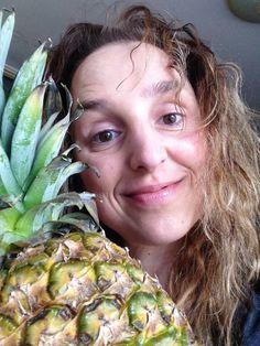 Ananas door voedingsdeskundige Monique van der Vloed
