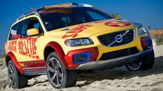VOLVO XC70 Surf Rescue Consept
