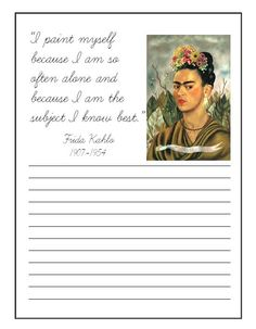 Worksheets Frida Kahlo Worksheets frida kahlo and diego rivera paper doll set this fun table of four theme birthday fiesta