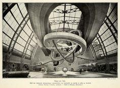 Palais de l'Air. Expo 1937 Paris by kitchener.lord, via Flickr
