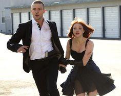 Justin Timberlake & Amanda Seyfried - In Time
