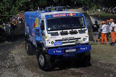 Dakar 2015 Trucks: Ayrat Mardeev wins! / es el ganador! 1 Mardeev 2 Karginov +1m51s 3 De Rooy +4m30s #Dakar2015