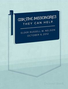 Ask the Missionaries!