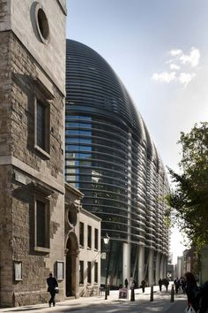 The Walbrook | Projects | Foster + Partners