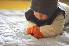 Lähiömutsi: DIY: Vauvan kettulapaset