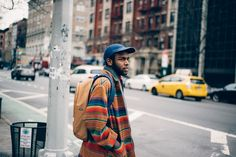 Urban Outfitters showcases creatives in NYC.