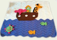 Noah's Ark Crochet Afghan Patterns - Yahoo Image Search Results