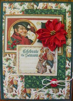 Christmas Card - Scrapbook.com