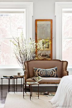 The Chelsea home of interior designer Betsy Morgan stands the test of time.
