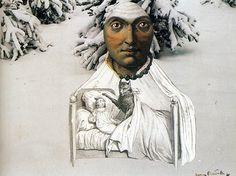 Les collages de Jacques Prévert