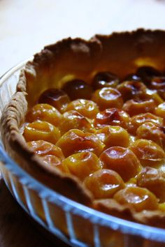 Lucys Kitchen Notebook: French Kitchen Table Tartes and Pies