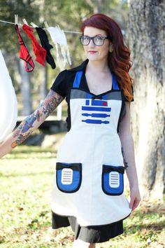 Star Wars R2-D2 Apron