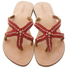 love love love starfish flips.  Had a pair of these in white a few years back and wore them all the time.