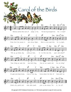 High quality Christmas Sheet Music and Christmas Carols for piano, violin and all the instruments to download, print and play. Description from hirybah.netau.net. I searched for this on bing.com/images