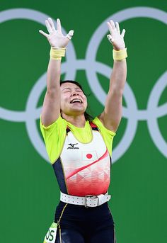 #RIO2016 Best of Day 1 - Hiromi Miyake of Japan reacts after competing in the…