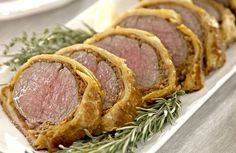 Giada's Italian Beef Wellington   Giada De Laurentiis
