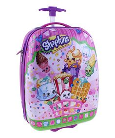 Another great find on #zulily! Shopkins™ Luggage #zulilyfinds