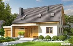Casa de lemn Modern, Pergola, Garage Doors, Sweet Home, Construction, Exterior, Outdoor Structures, Mansions, House Styles