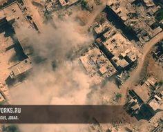 Suriye Savaşı Drone ile Kaydedildi! | Medya Tv