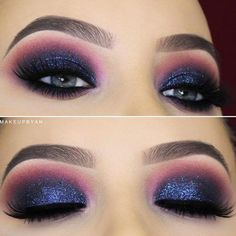 Best Ideas Of Makeup For Blue Eyes ★ See more: http://glaminati.com/makeup-for-blue-eyes-ideas/ #makeupideas