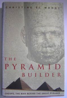 Best book on how the Pyramids were built I have ever read