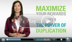 Do you have the power of duplication in your current job?  Do you have the opportunity to build generational wealth?  In Shaklee, we do.  I encourage you to take a look.  We would love to answer your questions and have you on our Shaklee team.