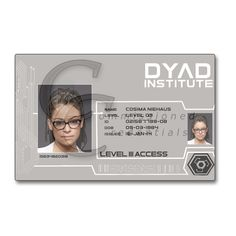 DYAD Institute, Commissioned Credentials