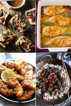 28 Boneless, Skinless Chicken Breast Recipes That Won't Bore You to Tears