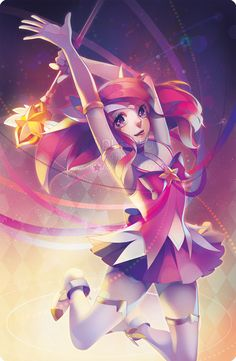 Lux by Purikyu.deviantart.com on @DeviantArt