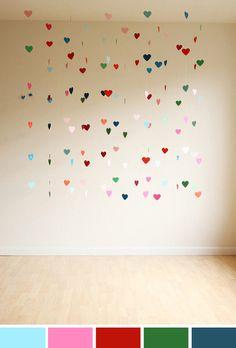 Inspiração do Dia | Corações | Amor