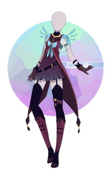 Outfit adoptable 64 (CLOSED!!) by Epic-Soldier