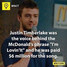 8 fact justin timberlake