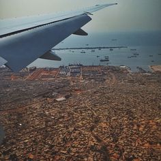 Luanda-Angola in Luanda, Flying in to luanda and this is what you see What You See, Four Square, Airplane View, Africa, Adventure, Travel, Viajes, Destinations, Traveling