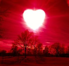 The rays of love from Life, the Universe and God shines upon me...