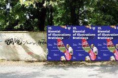 Biennial of Illustrations Bratislava on Behance