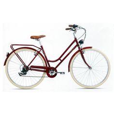Coluer Vintage 700S via Gripp, bicicleta urbana y taller en Madrid. Click on the image to see more!