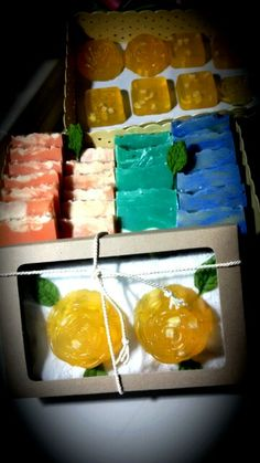 Soap by Kim