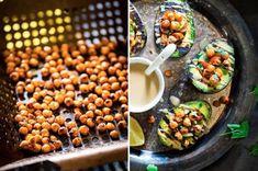 No meat? No problem. Vegan Barbecue, Vegan Grilling, Bbq, Vegan Vegetarian, Vegetarian Recipes, Cooking Recipes, Healthy Recipes, Vegan Foods, Vegan Dishes