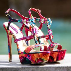 Betsey Johnson Noblee Dress Sandal Heels