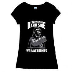 Tričko Star Wars - Darth Vader  We Have Cookies - dámské 8c1aa79065