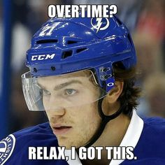 Overtime, shoot out, whatever you need. Tampa Bay Lighting, Rugby Sport, Super Rugby, Hockey Stuff, All Team, Sports Teams, Ice Hockey, Jessie, Thunder