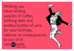 Top 30 Funny Birthday Quotes   Carrie Shawback   Friend ...