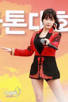 Hyun Young, Girl Bands, Pop Group, Dancer, Punk, Rainbow, Fashion, Rain Bow, Moda