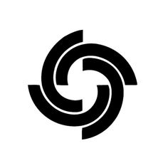 Yusaku Kamekura was one of the pioneers of Japanese graphic design. He was at the forefront in promoting graphic design as an essential factor of modern society, culture, and art. Logo Design Inspiration, Icon Design, Kreis Logo, Unity Logo, Feature Wall Design, Music Visualization, Cloud Drawing, Circular Logo, Paper Collage Art
